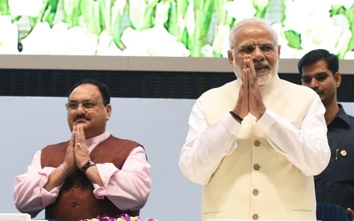 J P Nadda All Set To Become Next BJP National President Today On Auspicious Day Of 'Ekadashi'
