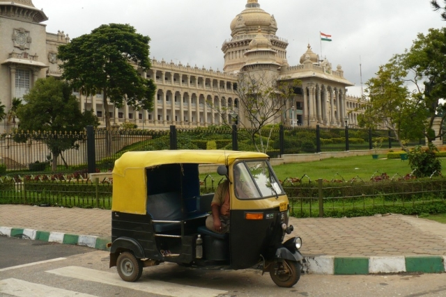 Can The Humble Auto Rickshaw Drive Into The Digital Age?