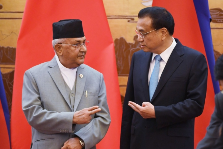 After Signing Transit Pact With China, Nepal's Communist Party Regime Refuses To Participate In Military Drill In India