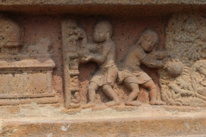 Panel Purana: A Panoramic Storytelling By Ancient Temples Walls