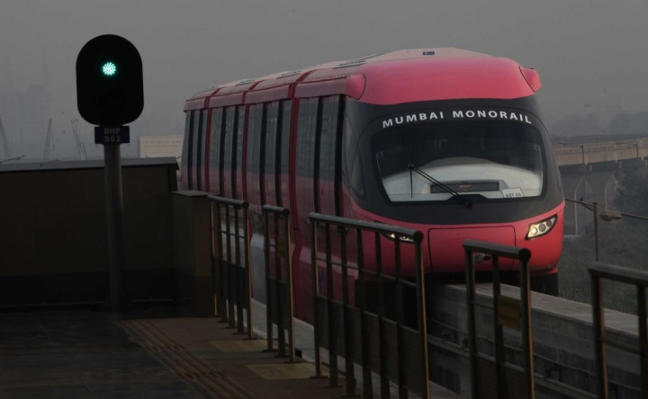 Mumbai's Improving Public Transport: Monorail Frequency To Increase, Thanks To Procurement Of New Rakes
