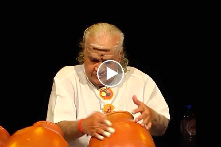 [Watch] Ghatam: The Making Of The Percussion