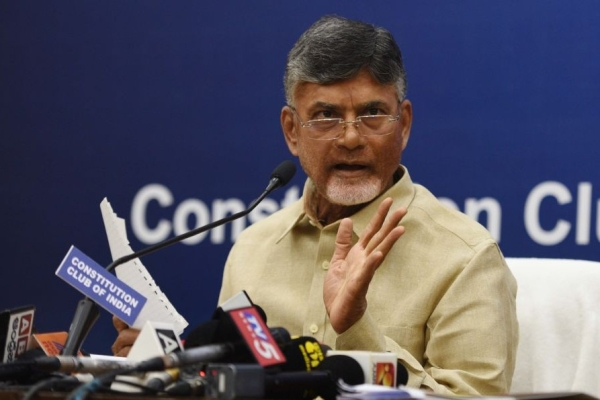 Congress-TDP-TRS? Chandrababu Naidu Hints At Alliance For Telangana Polls