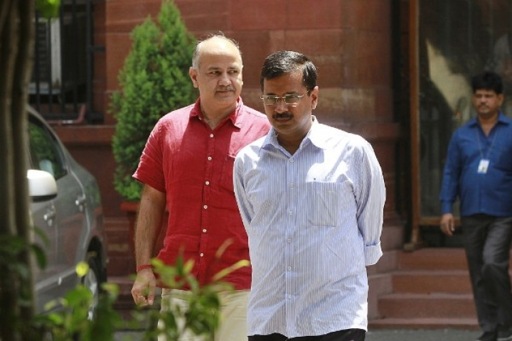 Arvind Kejriwal, Manish Sisodia Accused Of Rs 2,000 Crore Corruption In Building Classrooms By Delhi BJP