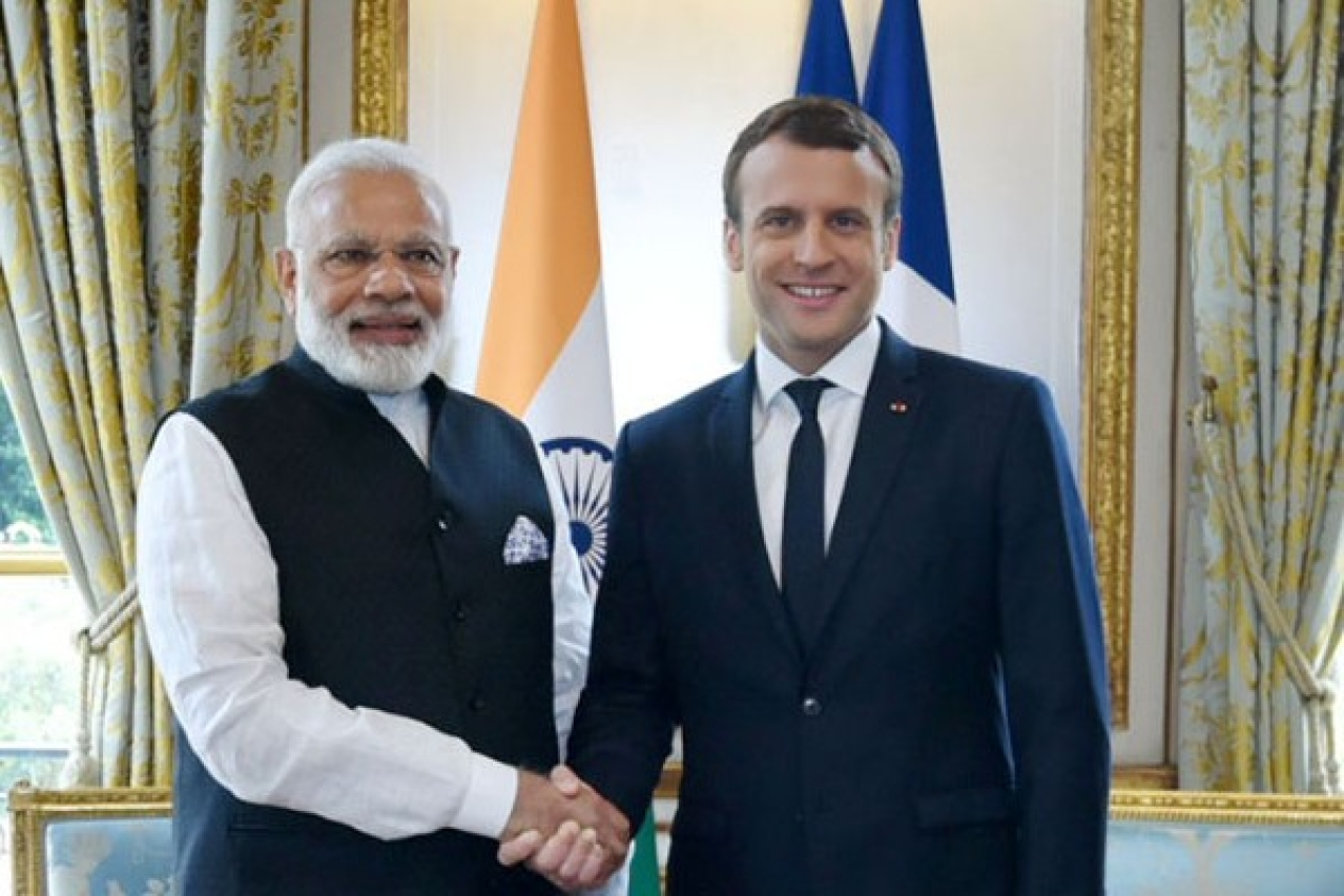 China'a Attempt To Discuss Kashmir In UNSC Today Turns Futile As France Stands Up For India