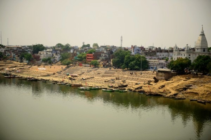 Zero Sewer Discharge In Ganga in Varanasi by November