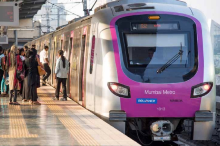 Mumbai Metro:  Alstom Begins Production Of Made In India Train Sets For MMRC; First To be Delivered In 2020