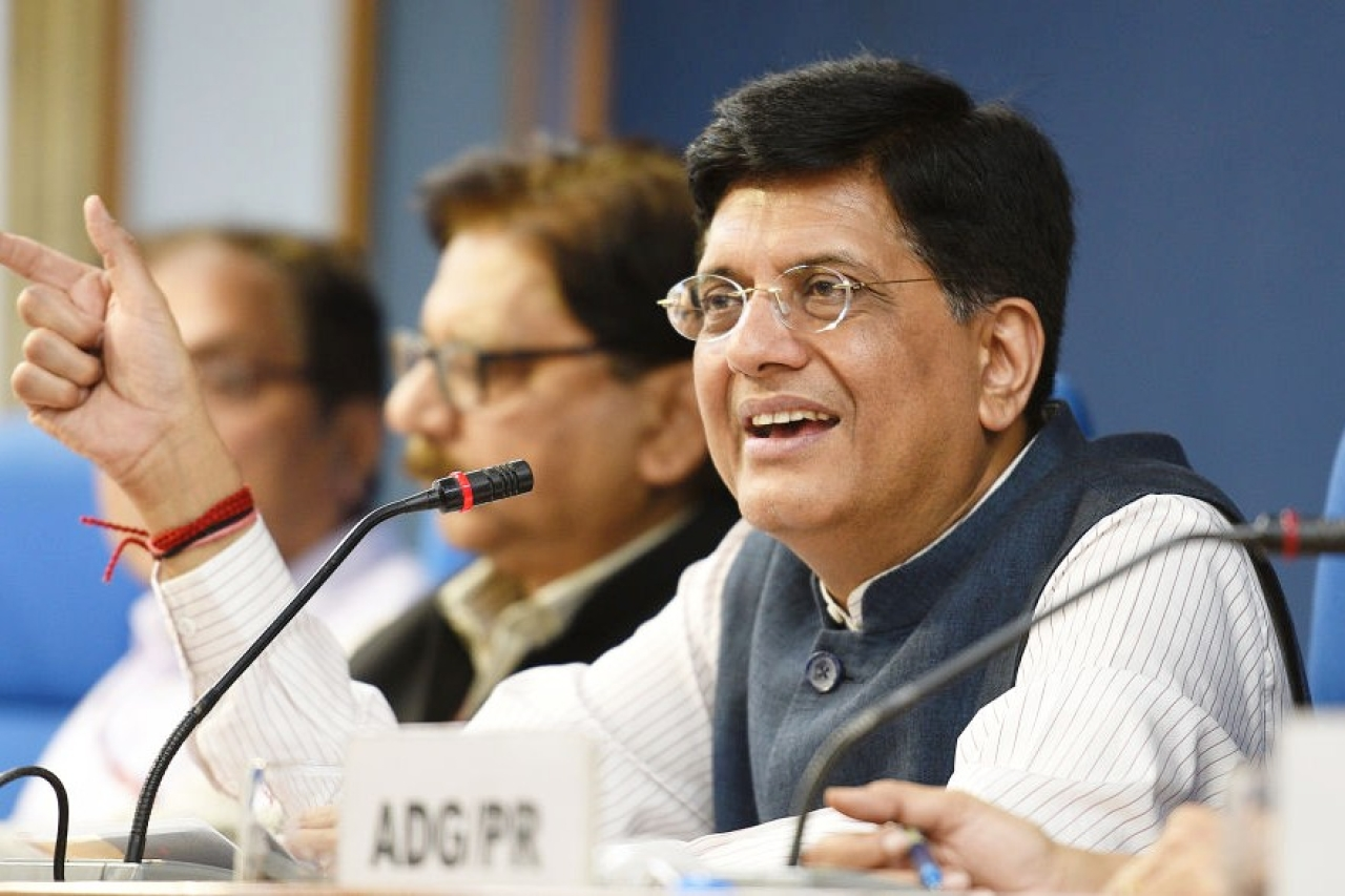 Image result for ircic piyush goyal online irctc