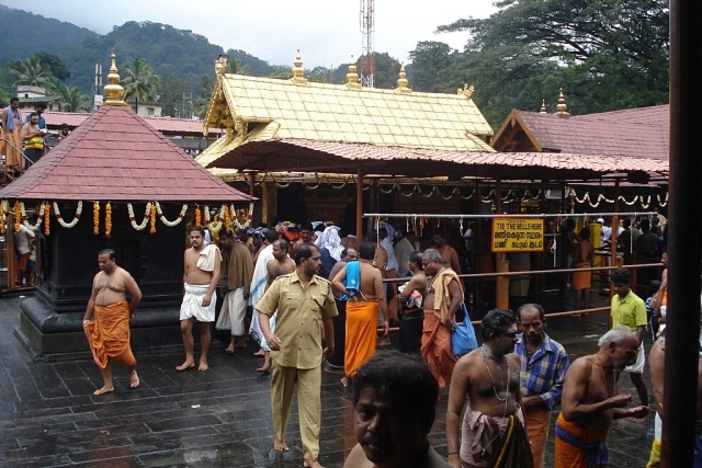 Why Sabarimala Matters To Me And Why The Courts Should Keep Out
