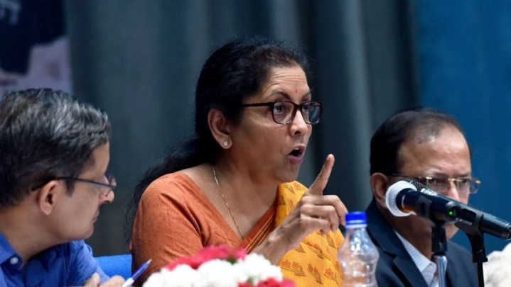 'When CBI Does Its job It's Political Vendetta, When It Doesn't  A Caged Parrot': Defence Minister Sitharaman