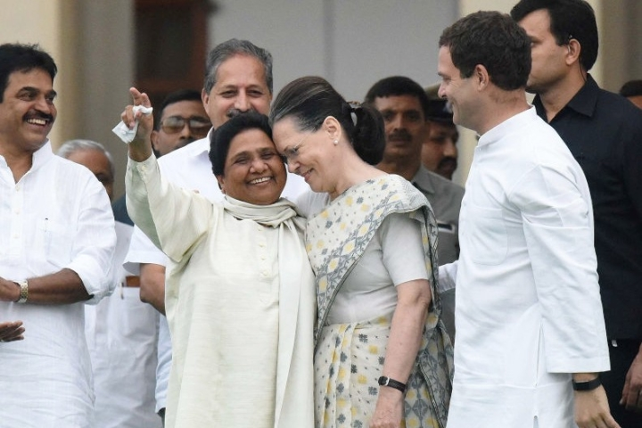 Game Over For Congress In Chhattisgarh? No Mahagathbandhan As Mayawati Announces Tie-Up With Rebel Ajit Jogi Instead