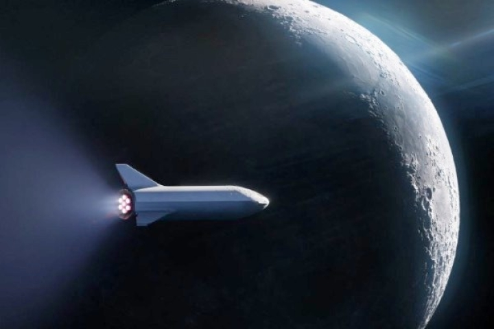 A Private Space Odyssey: Elon Musk's SpaceX To Send World's First Space Tourist To A Trip Around The Moon