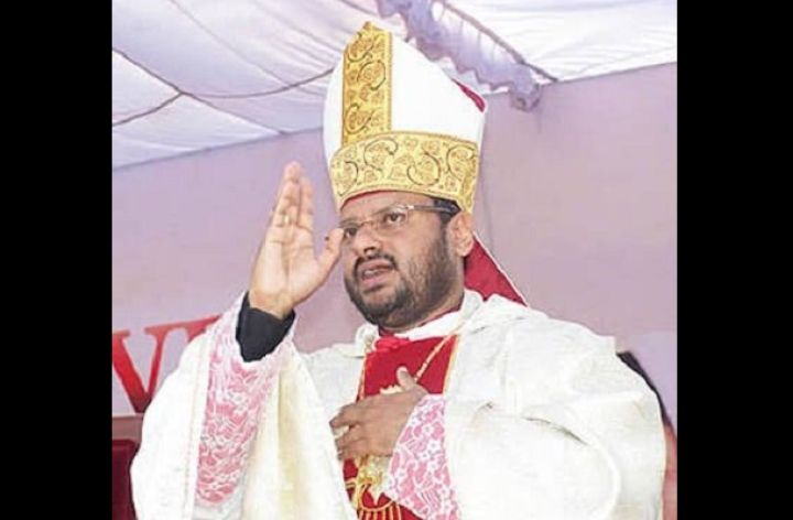 Rape Accused Bishop Writes To Pope: Says Wants To Resign 'Temporarily'