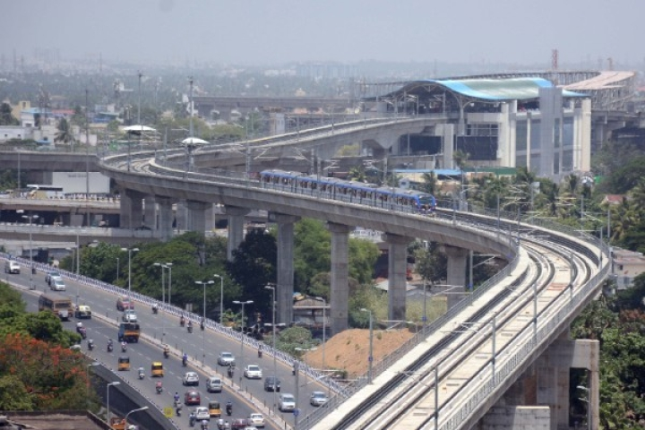 Chennai Metro Tasks Private Consultants With Its Phase II Design