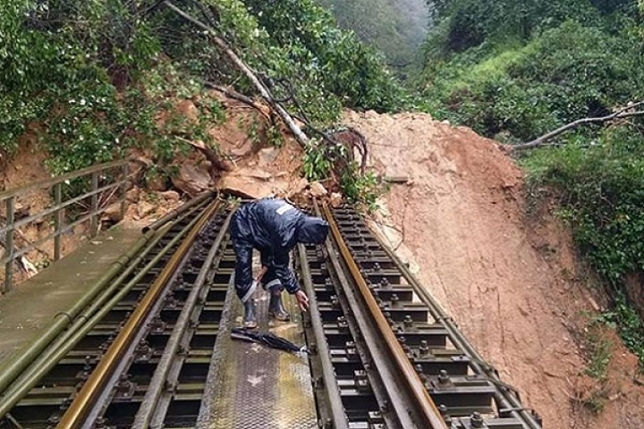 Moving Mountains, Quite Literally: Railway Employees Work Overtime To Resume Services Between Hassan And Mangaluru
