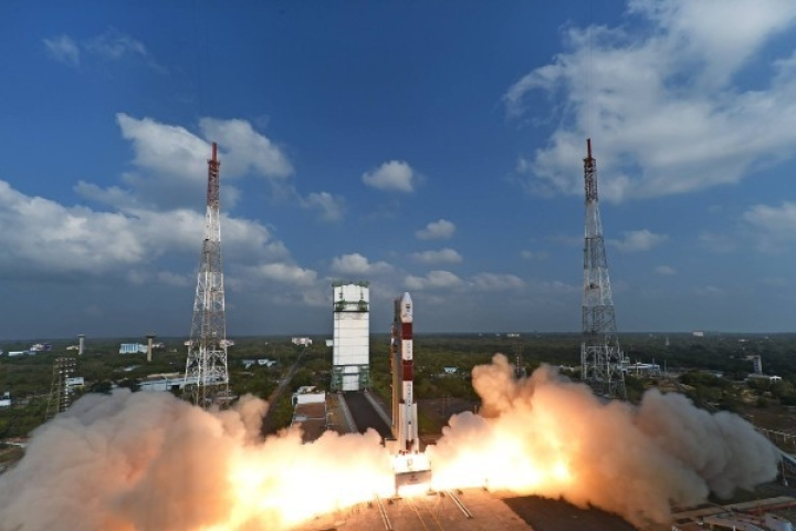 ISRO To Catapult Two British Satellites In A Full-Fledged Commercial Launch