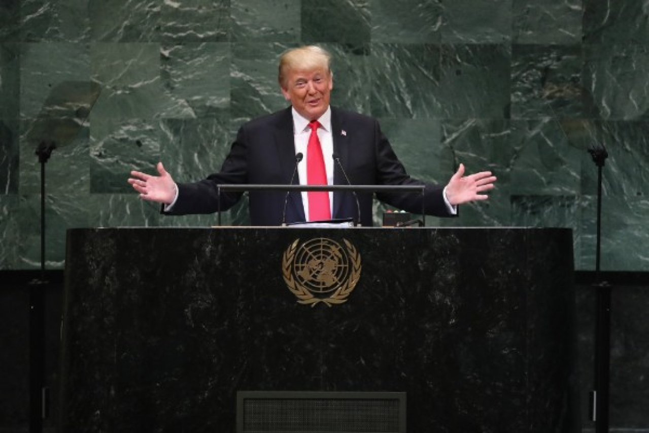 'All Nations Of The World Should Resist Socialism And The Misery It Brings To Everyone': Trump At UNGA