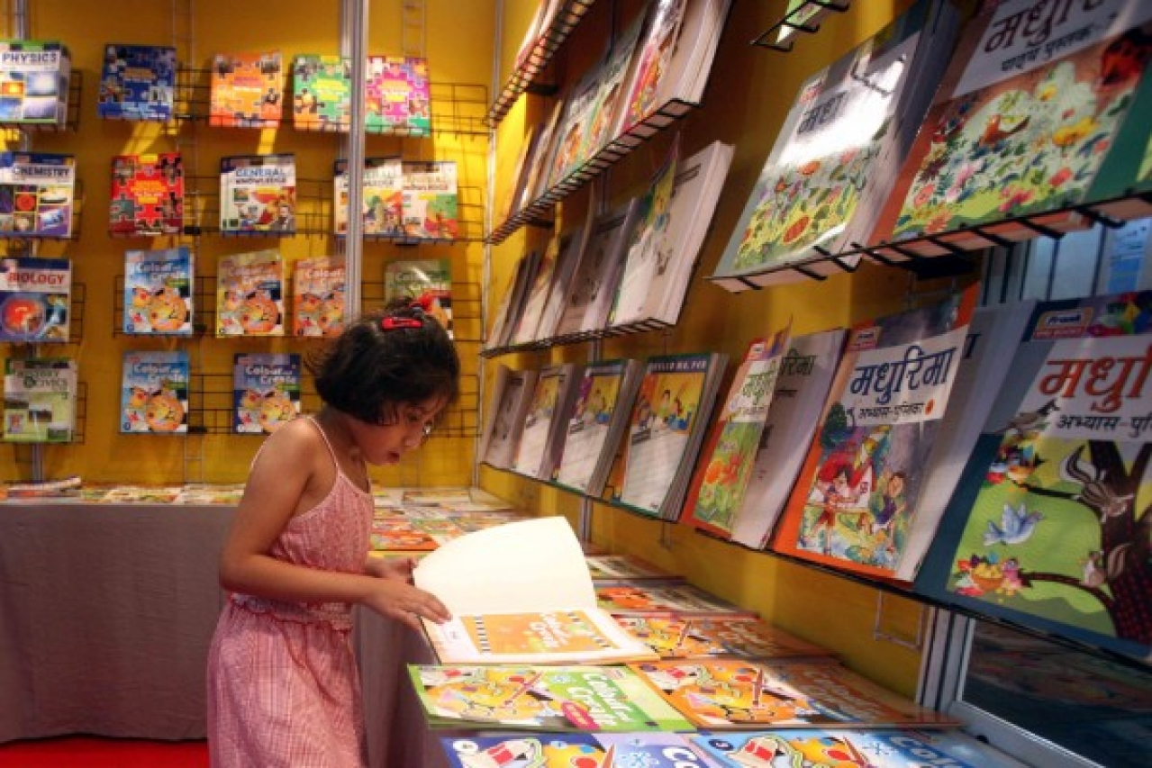 What is the approach needed to bring up a dharmic generation? Books – and learning.