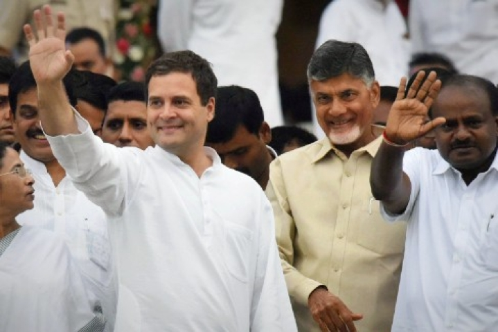 Ghar Wapsi For Chandrababu? After Bitter Feud Over AP Division, TDP Now In Alliance Talks With Congress In Telangana