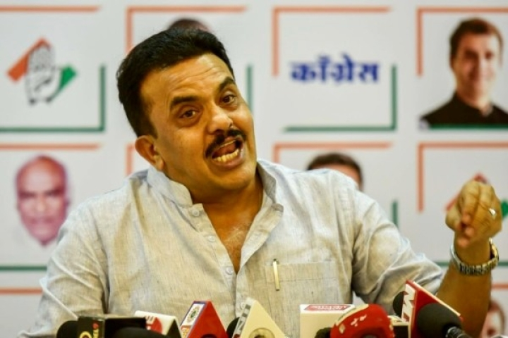 Mumbai: Congress Leader And 'Serial Abuser' Sanjay Nirupam Demands Quota For North Indians In Education, Jobs