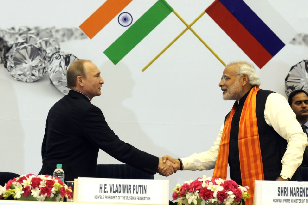 Russia Backs India, Says Scrapping Of Article 370 Within Framework Of Indian Constitution