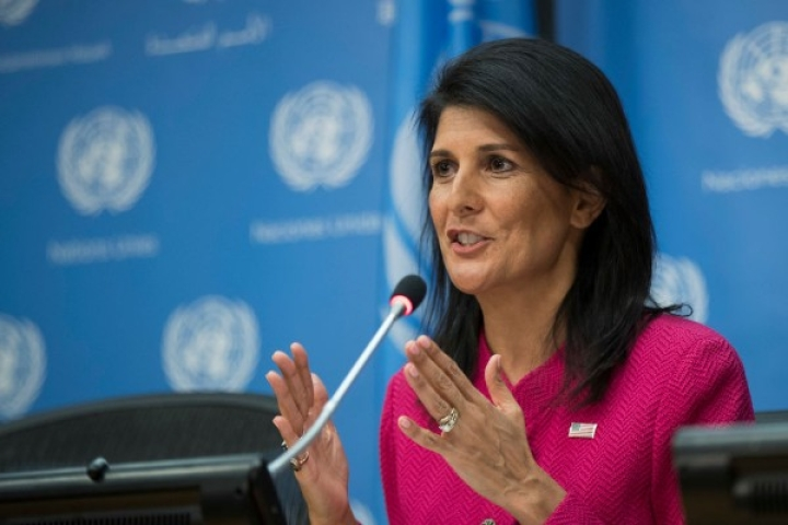 Mock Donald? Days After Resigning As Ambassador To UN, Nikki Haley Takes Multiple Swipes At US President