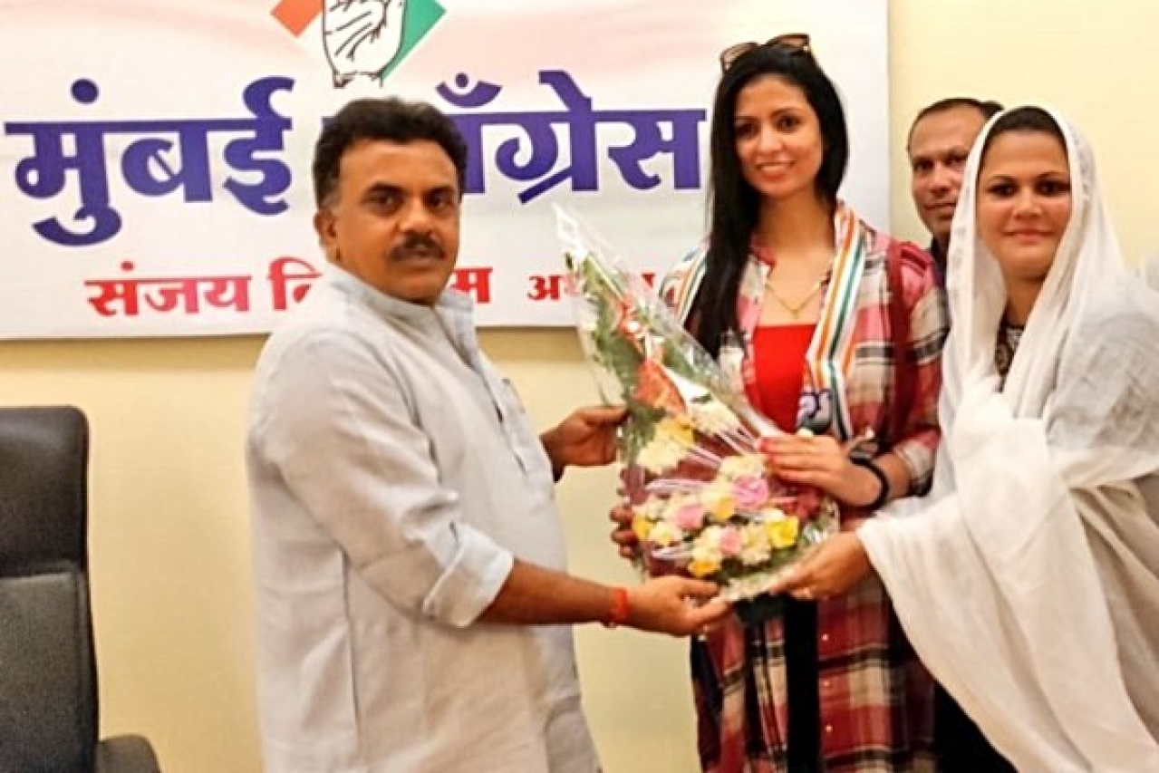 Mohammed Shami's Estranged Wife Who Demanded Rs 10 Lakh Monthly Maintenance From The Cricketer, Joins Congress Party