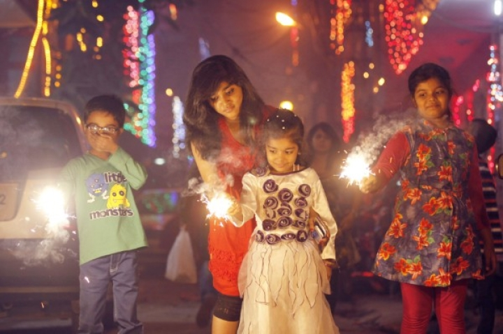 Arrested For The 'Crime' Of Bursting Crackers: How The Indian State Clamped Down On Diwali Celebrators