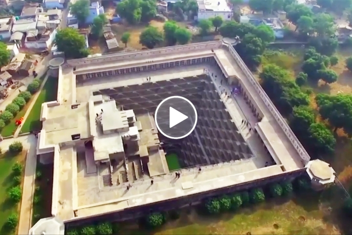 Chand Baori Stepwell: An Exclusive 'Club' Of Ancient India