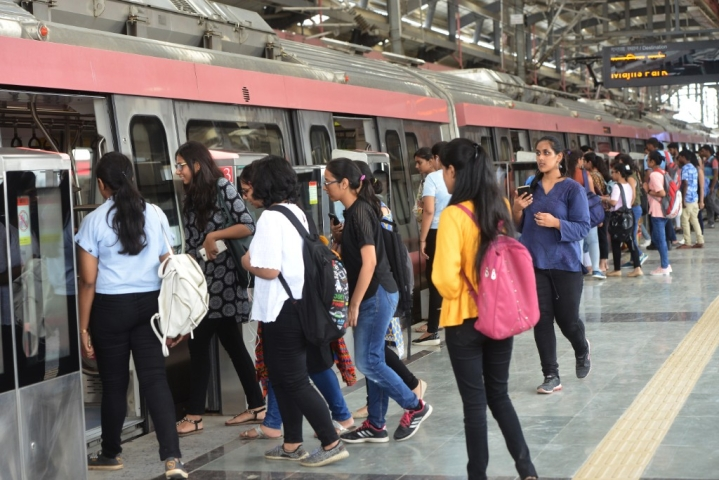Noida Metro Gets Musical, Plans To Introduce FM Services on Aqua Line