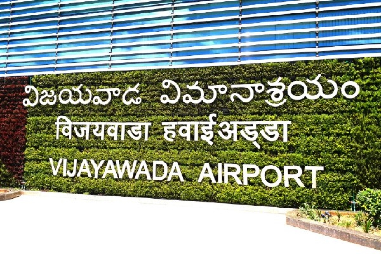 To Boost Air-Connectivity In Andhra, Direct Flights Between Vijayawada And Singapore Will Soon Be Launched