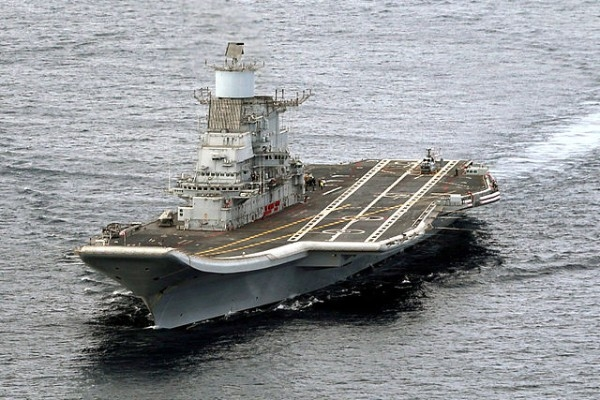 India's Only Aircraft Carrier INS Vikramaditya Completes Rs 705-Crore Refit