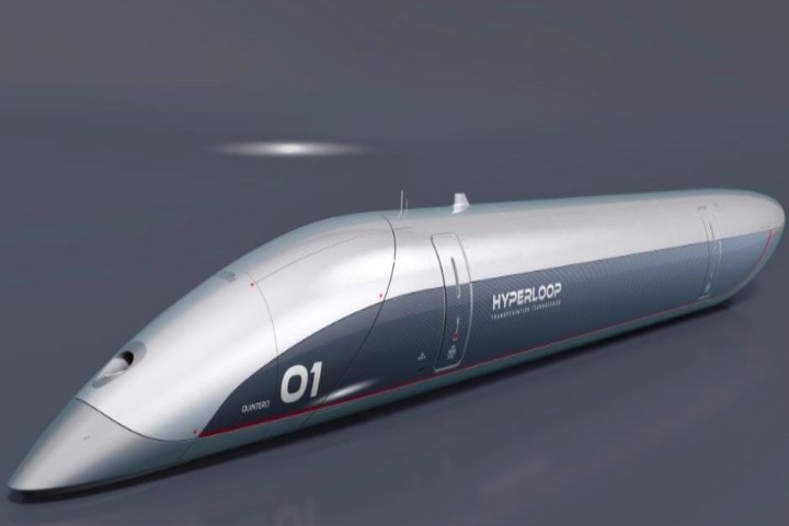 Hyperloop Plans To Begin Full Scale Passenger Operations By 2019; Here's What The Capsule Will Look Like