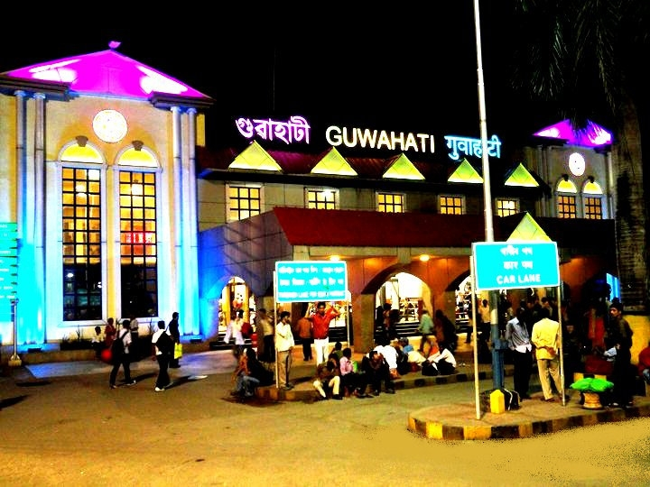 Eight Bangladeshi Infiltrators About To Board Chennai Express Apprehended In Guwahati By Railway Police