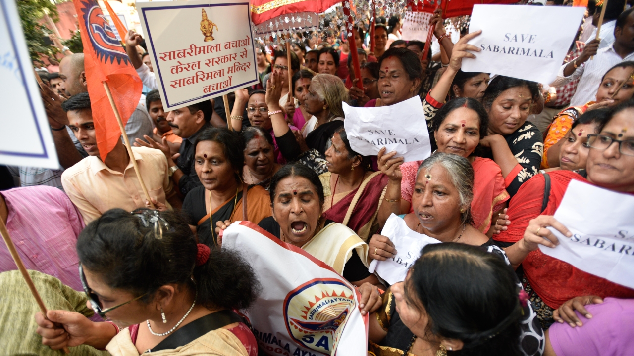 File Review Petition And Then Talk', Sabarimala Priests