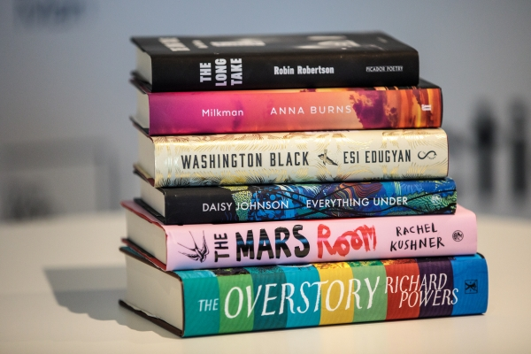 Man Booker Prize 2018: Why Anna Burns And Robin Robertson Are The Favourites