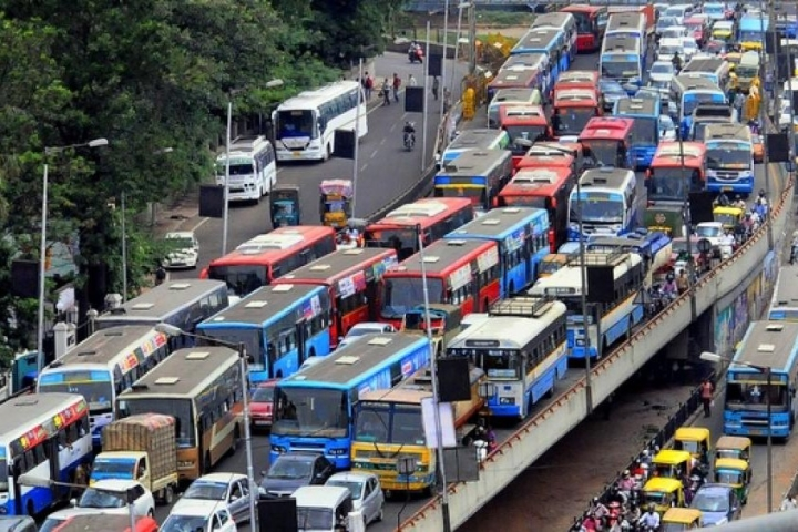 Aiyo Parameshwara, If This Is Your Solution to Bengaluru's Traffic Problem, God Help Us