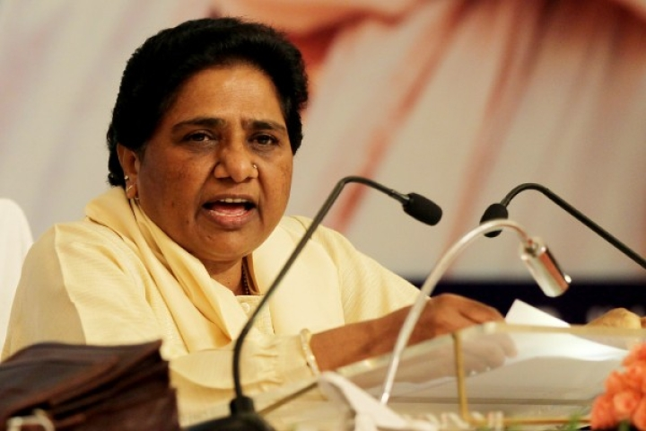 It's Over For Mahagathbandhan: Congress Is Casteist And Communal, Uses Dalits To Rule The Country, Says Mayawati