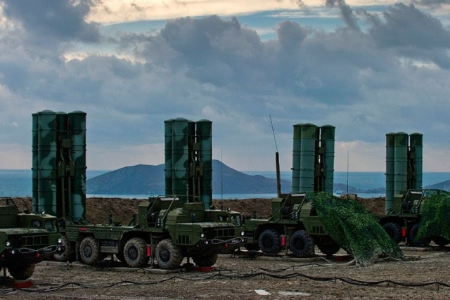 S-400: How India's New Russian Air Defence System Affects The Strategic Game In South Asia