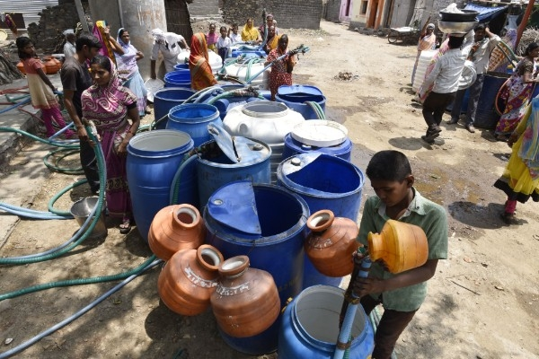 Dry Days In Store For Chennai As Water Tankers Go On Indefinite Strike