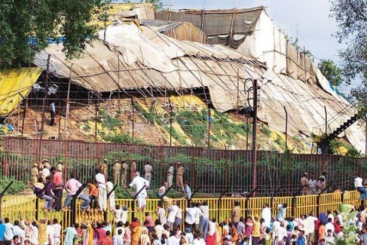 Lord Ram To Stay Refugee In His Own Birthplace For Now, SC Adjourns Ayodhya Hearing Till January 2019