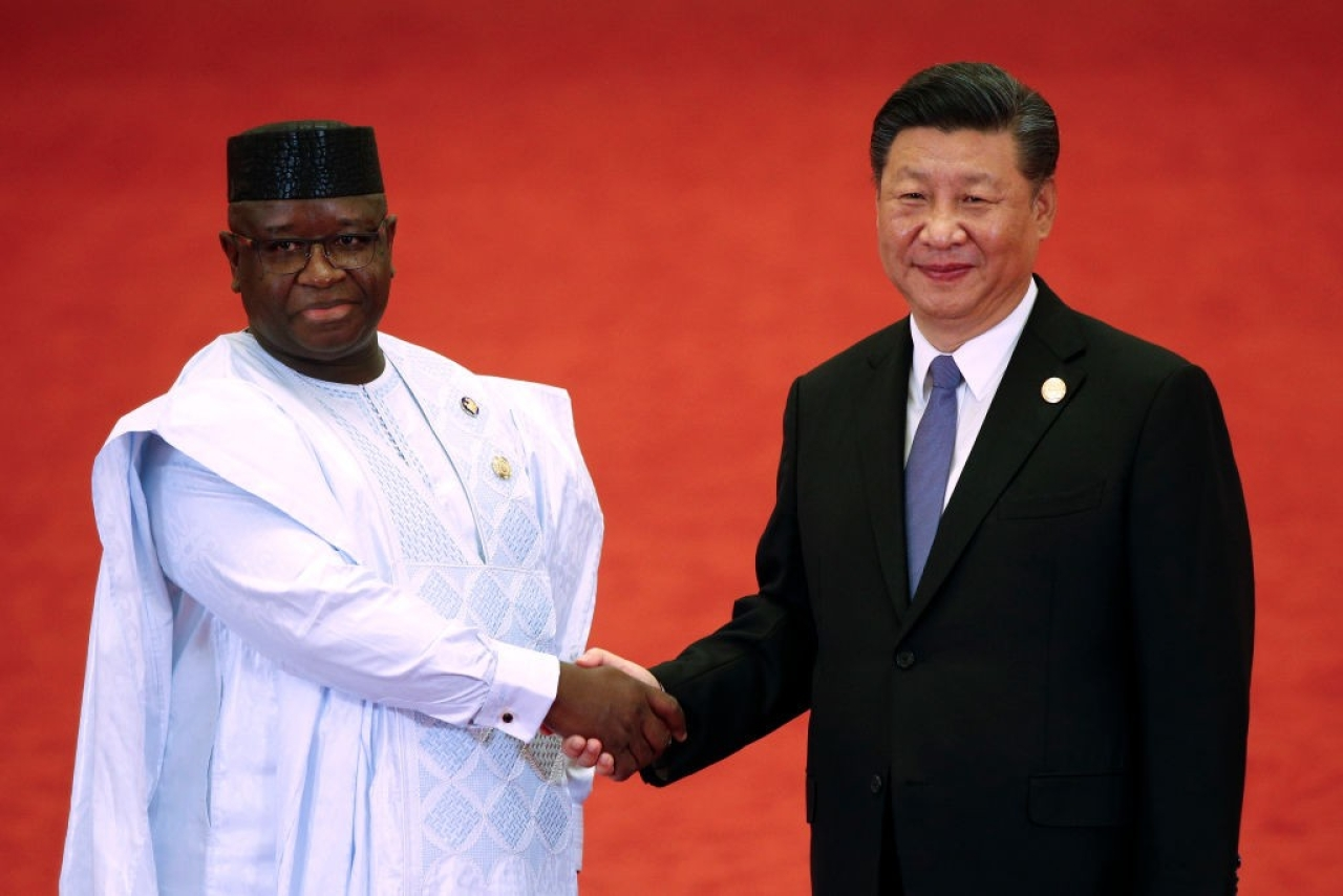 African Countries Standing-Up To China's Brute-Force? Sierra Leone Rejects Aid