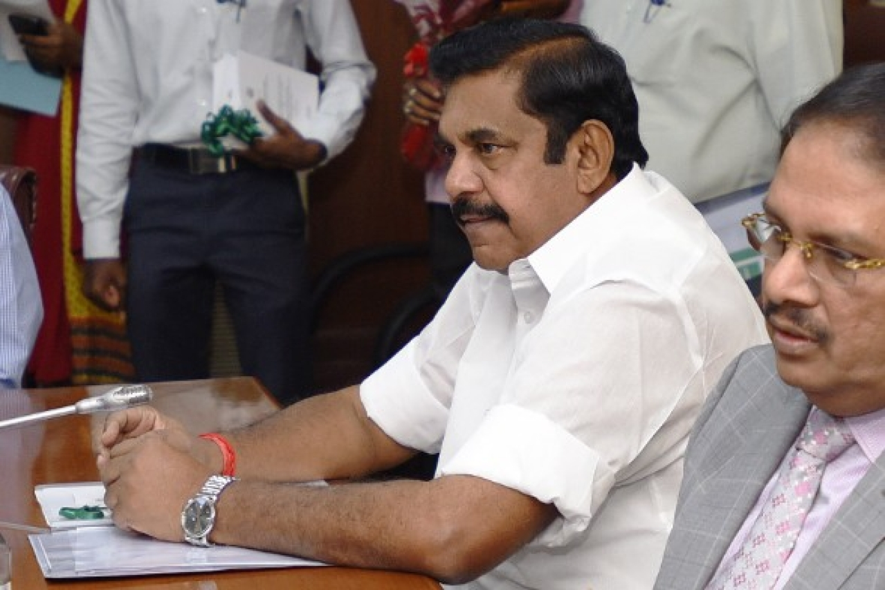 TN Vigilance And Anti-Corruption Department Appeals Against CBI Probe Against Chief Minister Edappadi Palaniswami