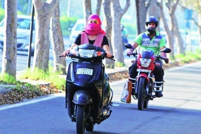 Home Ministry Respects Sikh Wishes, Exempts Women From Wearing Helmets In Chandigarh