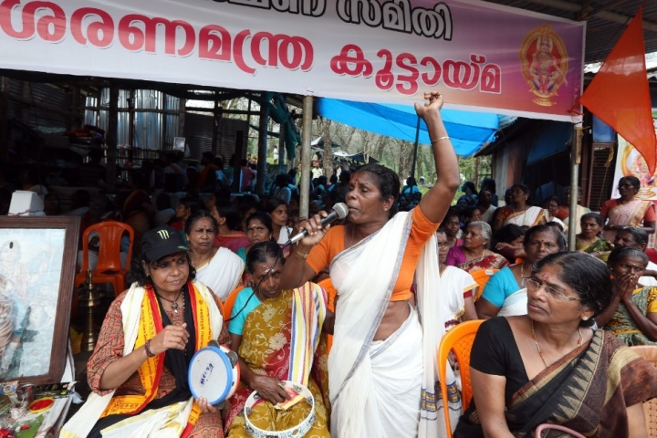 A Memorable Vijayadashmi At Sabarimala
