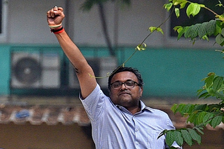 Karti Chidambaram Says Congress Gave Him Lok Sabha Ticket Because Of His 'Hard Work'; Denies Nepotism Charges