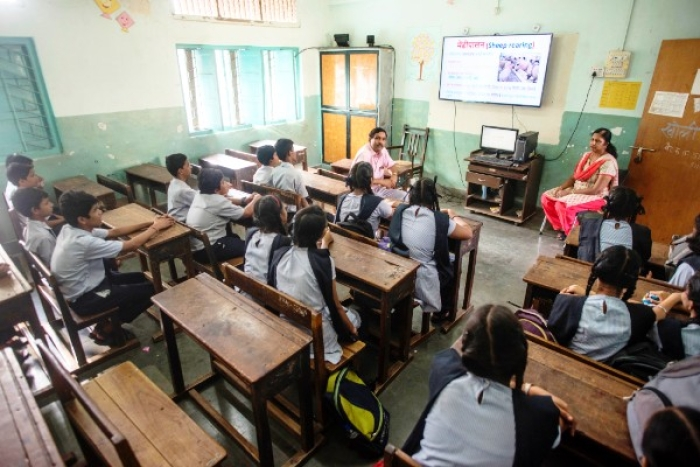Soon Digital-Boards, Personalised Learning Experience In Indian Schools Via AI, Machine Learning: HRD Ministry