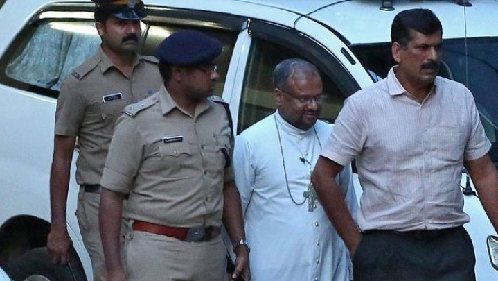 Kerala Policeman Transferred After He Serves Notice To Rape Accused Bishop Franco Mulakkal