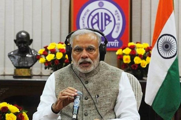 All Policy, No Politics: Modi Has Never Mentioned BJP On 'Mann Ki Baat' In Four Years, Says Report