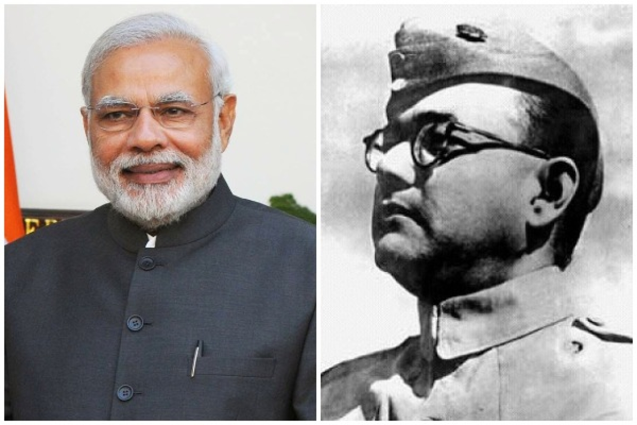 Azad Hind Fauj | PM modi honor to azad hind fauj 75th anniversary